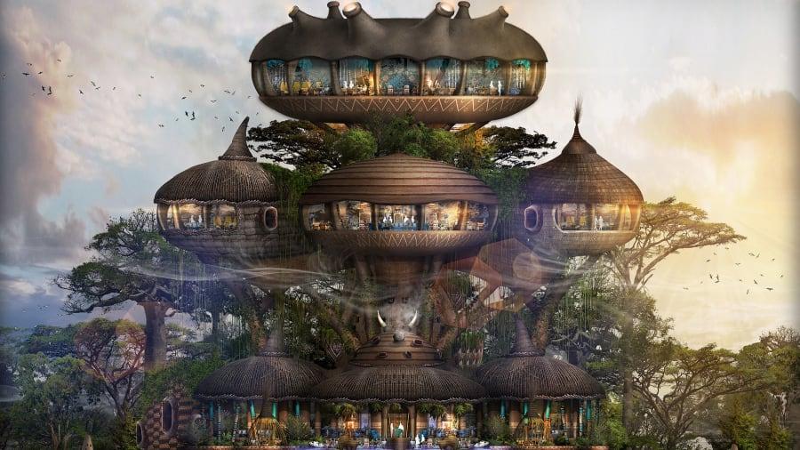 Zoológico humano na China é a novidade em hospedagem de luxo