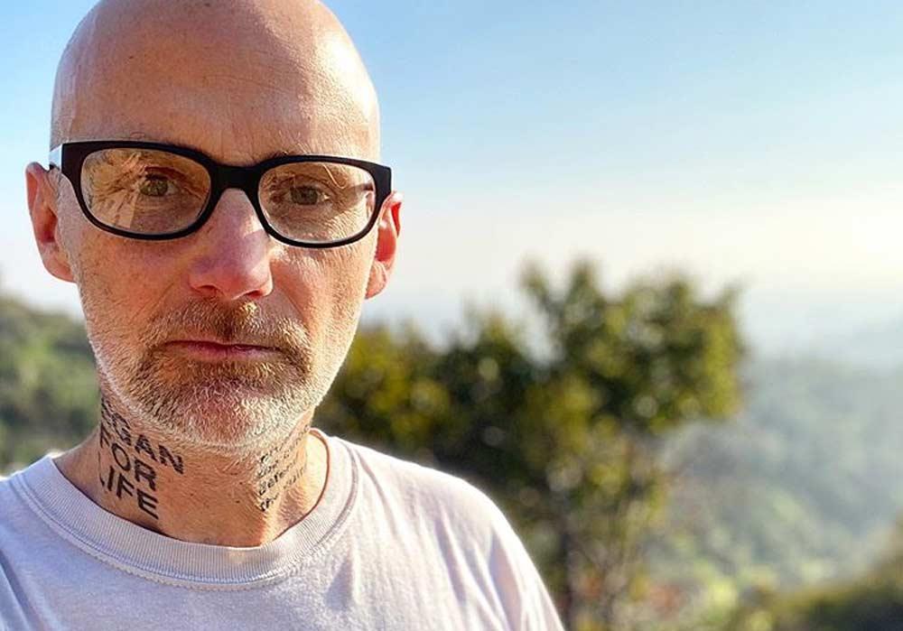 Moby faz tatuagem nada discreta com Kat Von D
