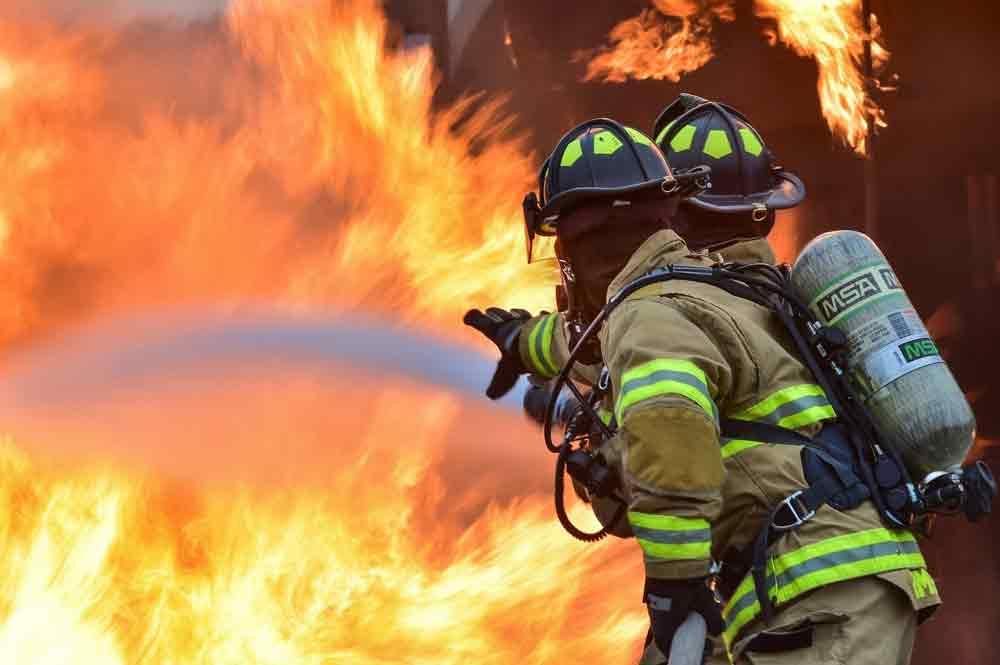 Incêndios sobem 60% em SP e bombeiros pedem: 'cuidado com álcool gel'.Foto: pexel