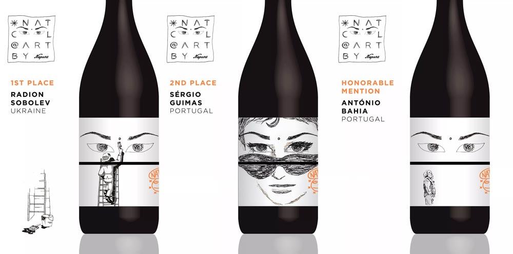 """Concurso internacional elege o rótulo de vinho mais """"cool"""""""