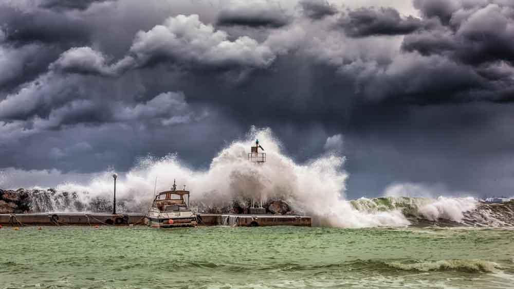 Alasca emite alerta de tsunami após Terremoto de 7,8