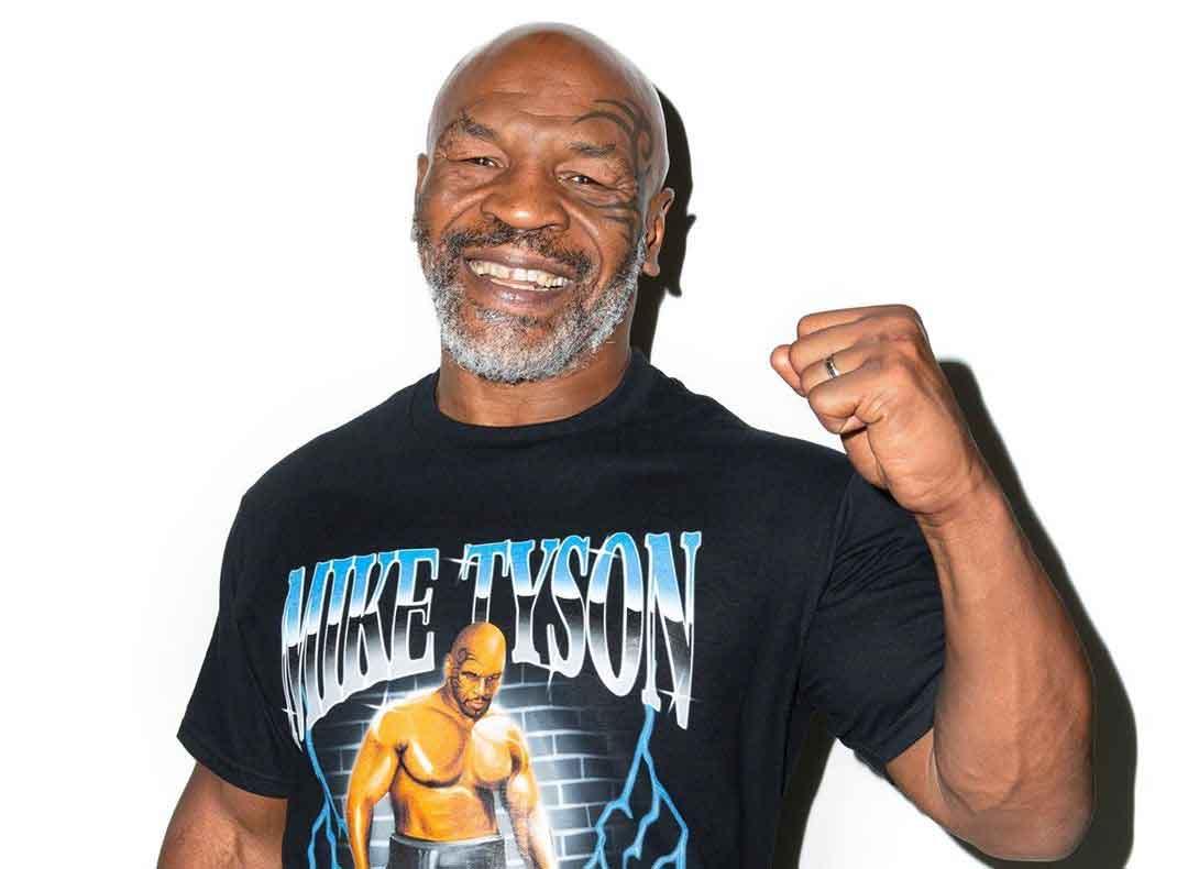 Aos 54 anos, Mike Tyson lutará contra um tubarão branco