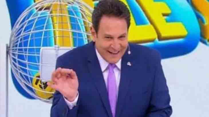 Resultado do quinto e último sorteio da Tele Sena de Pais. Foto: Reprodução/SBT