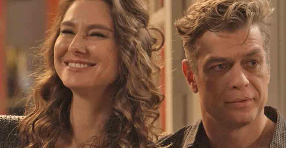 Natasha e Arthur . Foto: TV Globo