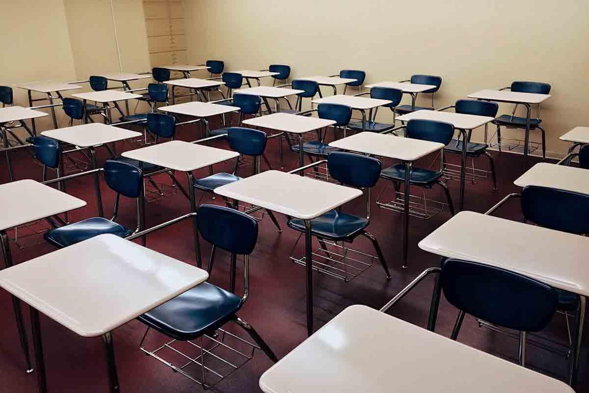 Aulas presenciais nas escolas particulares do Rio devem começar hoje (14). Foto: pexel