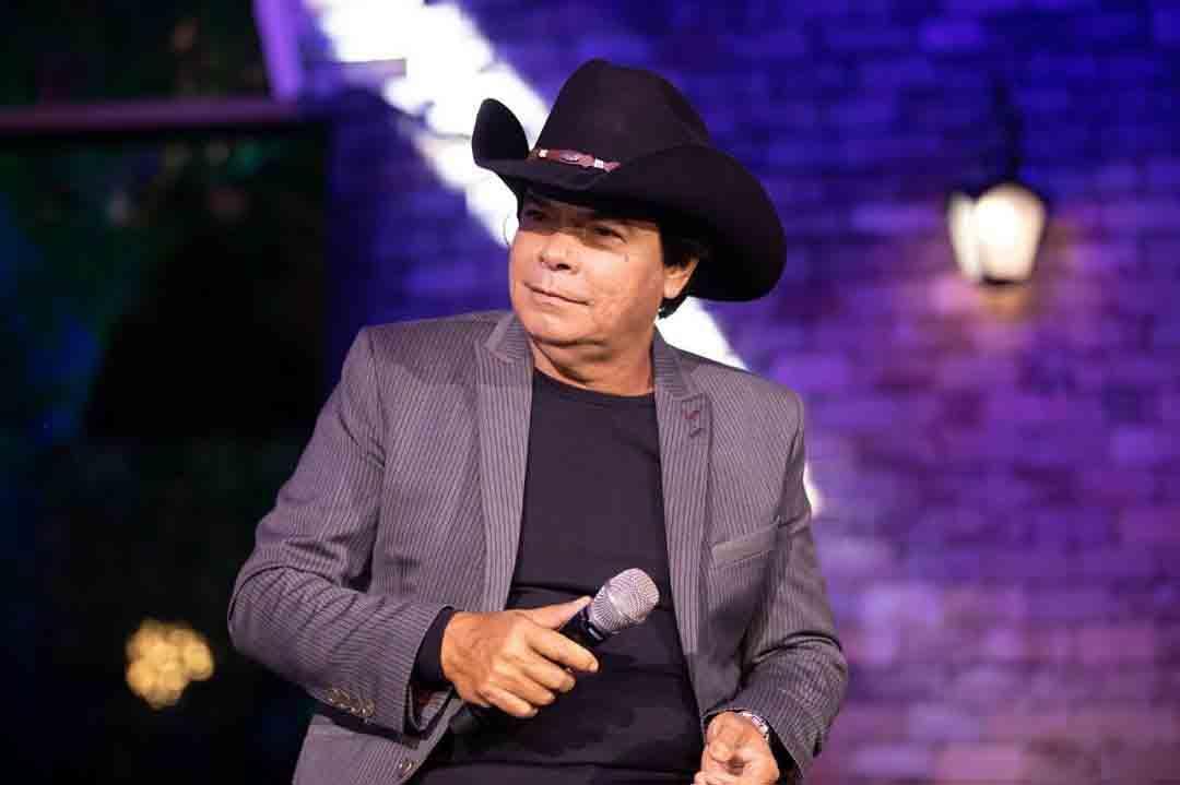 Parrerito, cantor do Trio Parada Dura, morre após complicações por covid-19. Foto: Instagram