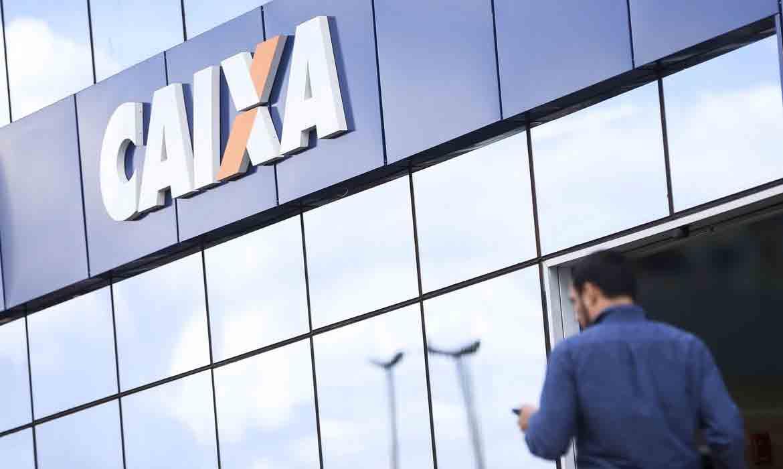 Cliente da Caixa pode contratar crédito habitacional por aplicativo. Foto: © Marcelo Camargo/Agência Brasil Economia