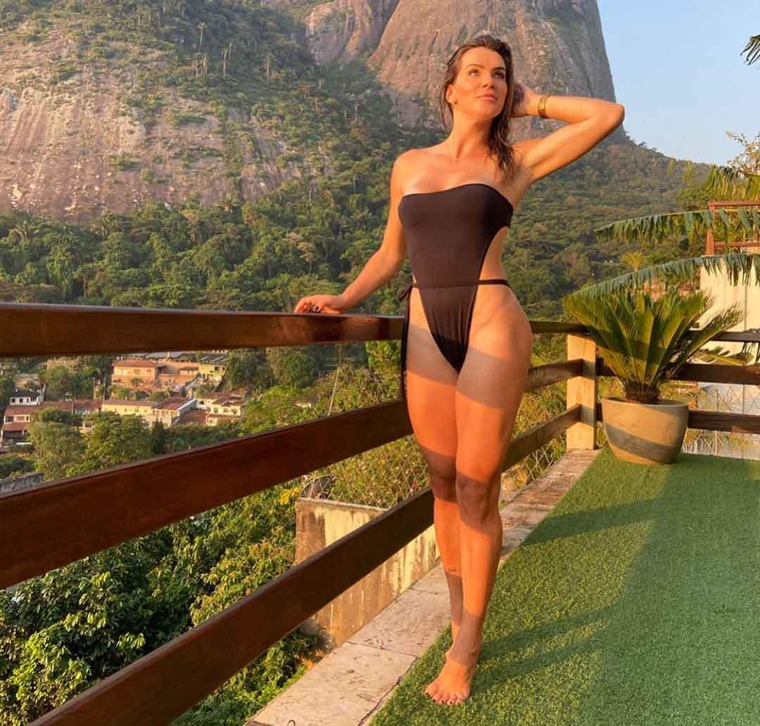 """Priscilla  afirmou ter sido chamada, ao lado da empresária Scheila Gmack, de """"vagabunda e piranha"""" . Foto: reprodução Instagram"""