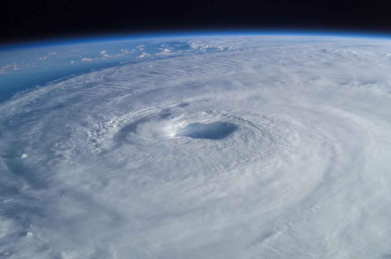Marinha emite alerta para ciclone que pode causar tempestade e alagamento em vários pontos do país. Foto: Pixabay