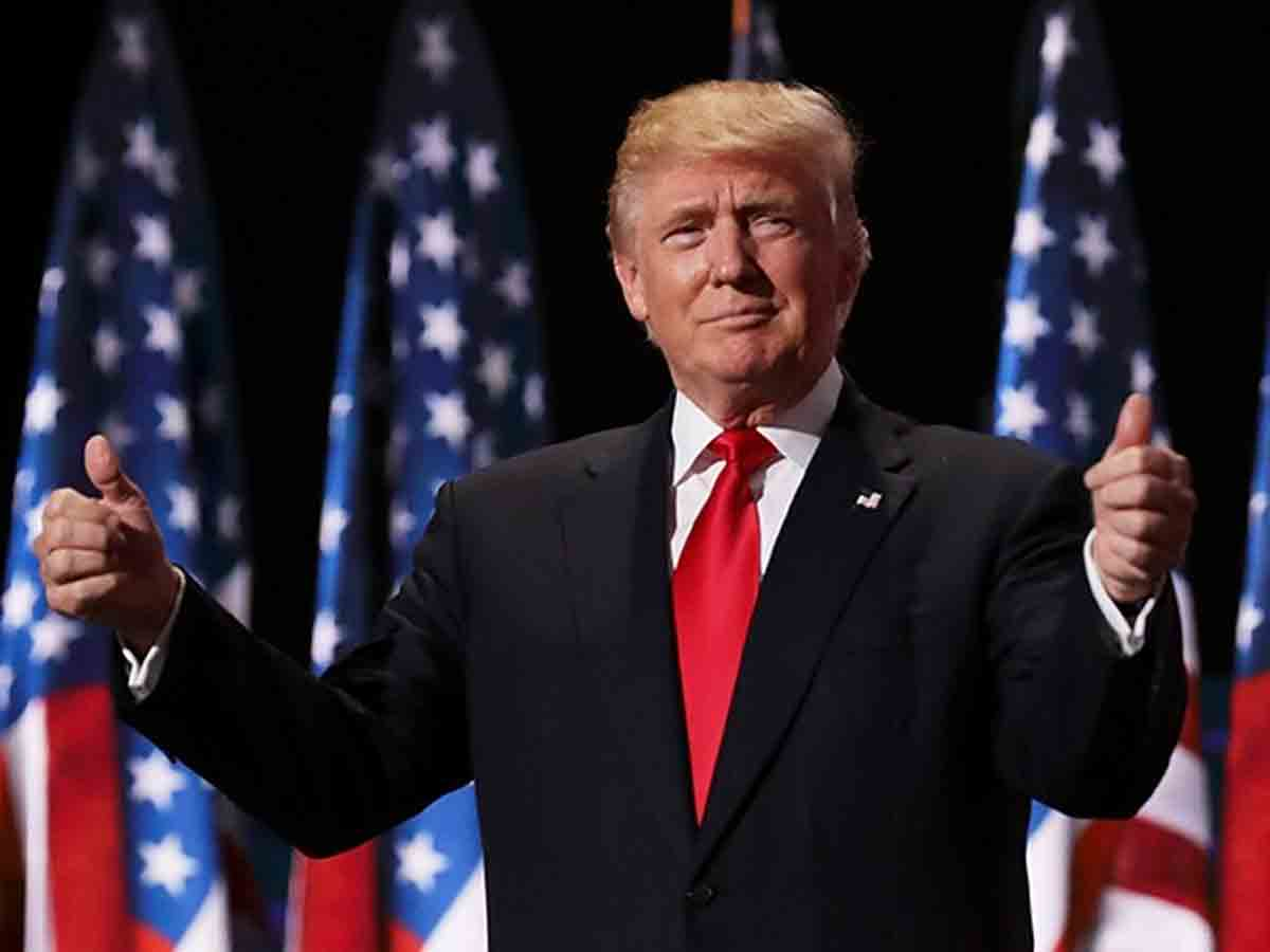 Donald Trump deixa hospital e volta para Casa Branca . Foto: reprodução Twitter