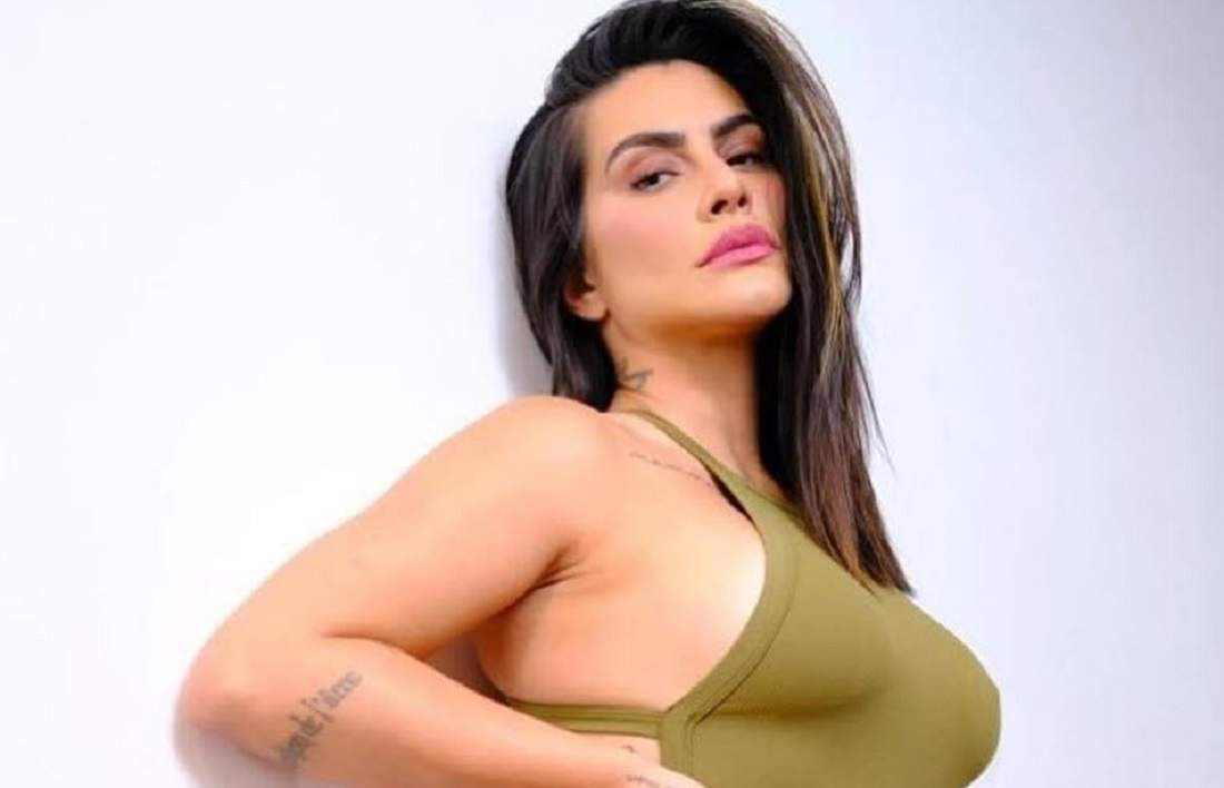 Cleo Pires posta foto sensual e surpreende os seguidores com revelação de detalhe íntimo. (Foto: Reprodução Instagram)