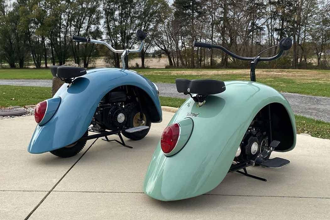 VW Mini Bike. Foto: Instagram