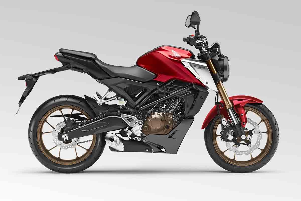 Nova Honda CB125R com visual neo-retro e suspensão da irmã de 650cc, por 'apenas' R$ 30.000