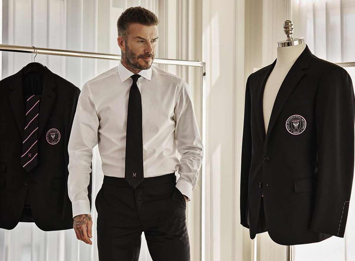 Beckham ofereceu a Giroud um apartamento de R$28 milhões no mesmo prédio de Messi se ele transferir para time de Miami. Foto: Reprodução Instagram