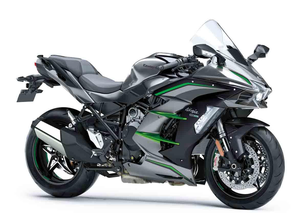 Kawasaki anuncia recall do modelo Ninja H2 SX SE que pode causar acidente fatal. Foto: Divulgação