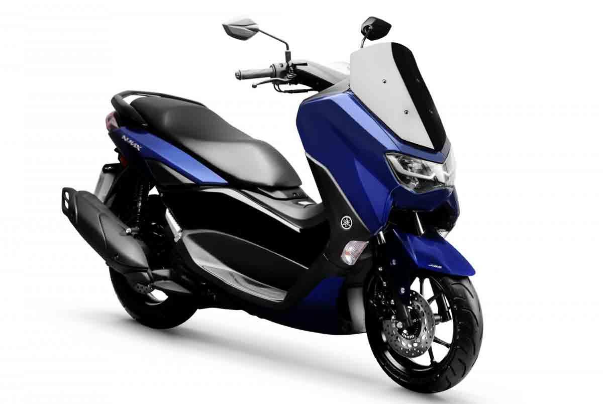Nova Yamaha NMax 160 2021, veja as novidades. Foto: Divulgação