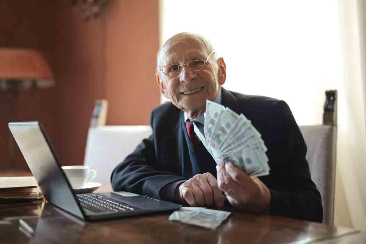 Dinheiro. Foto: pexel