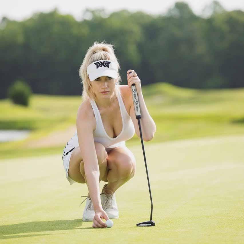 Paige Renee Spiranac (nascido em 26 de março de 1993) é um americano de mídia social personalidade e brevemente um profissional golfista