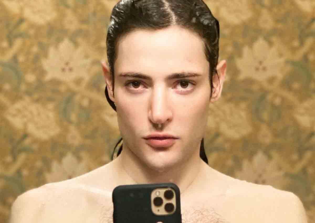 Harry Brant, filho do bilionário e da supermodelo Stephanie Seymour, morre aos 24 anos. Foto: Reprodução Instagram