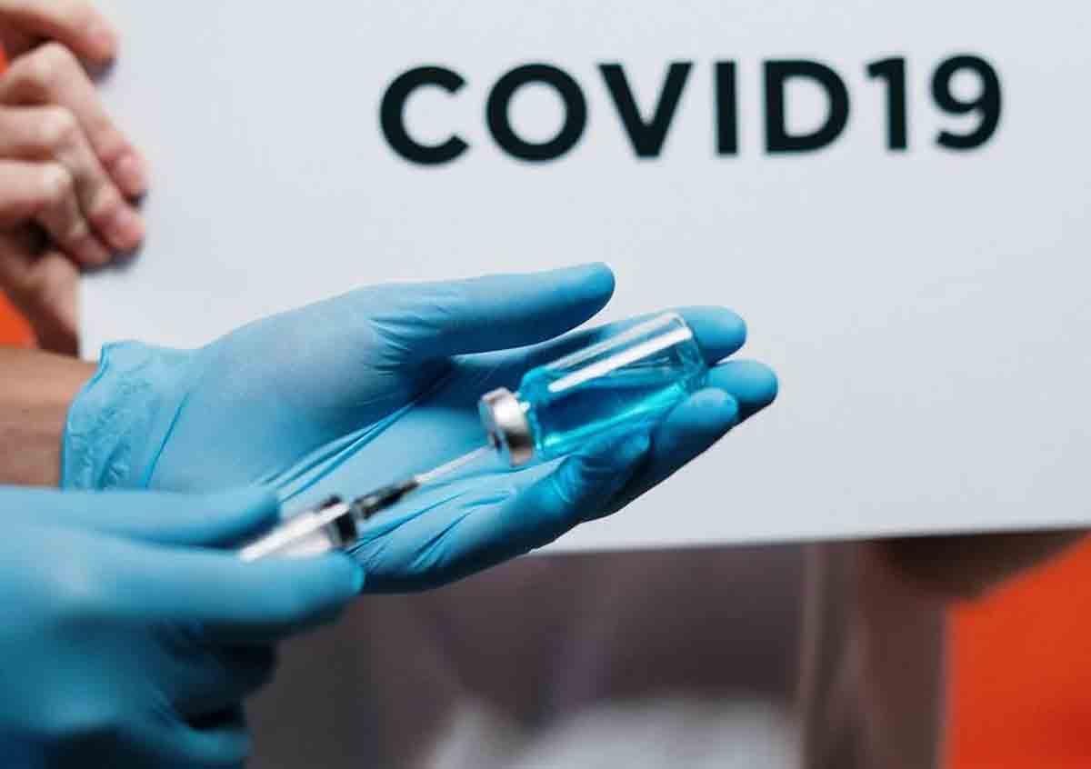 Vacina contra a covid-19. Foto: pexel
