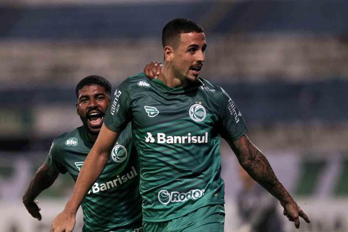 Com gols de Matheus Peixoto e Eltinho, o Ju virou sobre o Grêmio e garantiu mais 3 pontos no Gauchão . Foto: reprodução Twitter