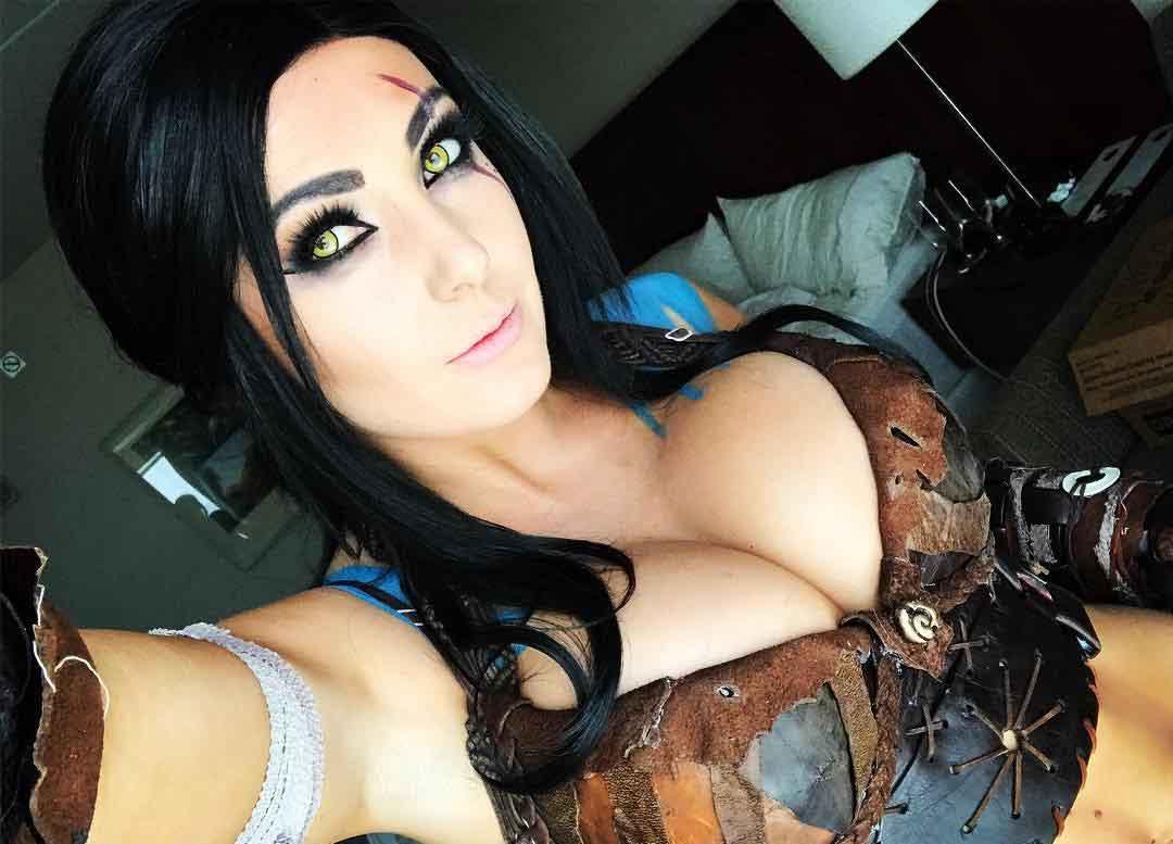 Game of Thrones: cosplayer vira Khal Drogo e arranca suspiros. Foto: Reprodução Instagram