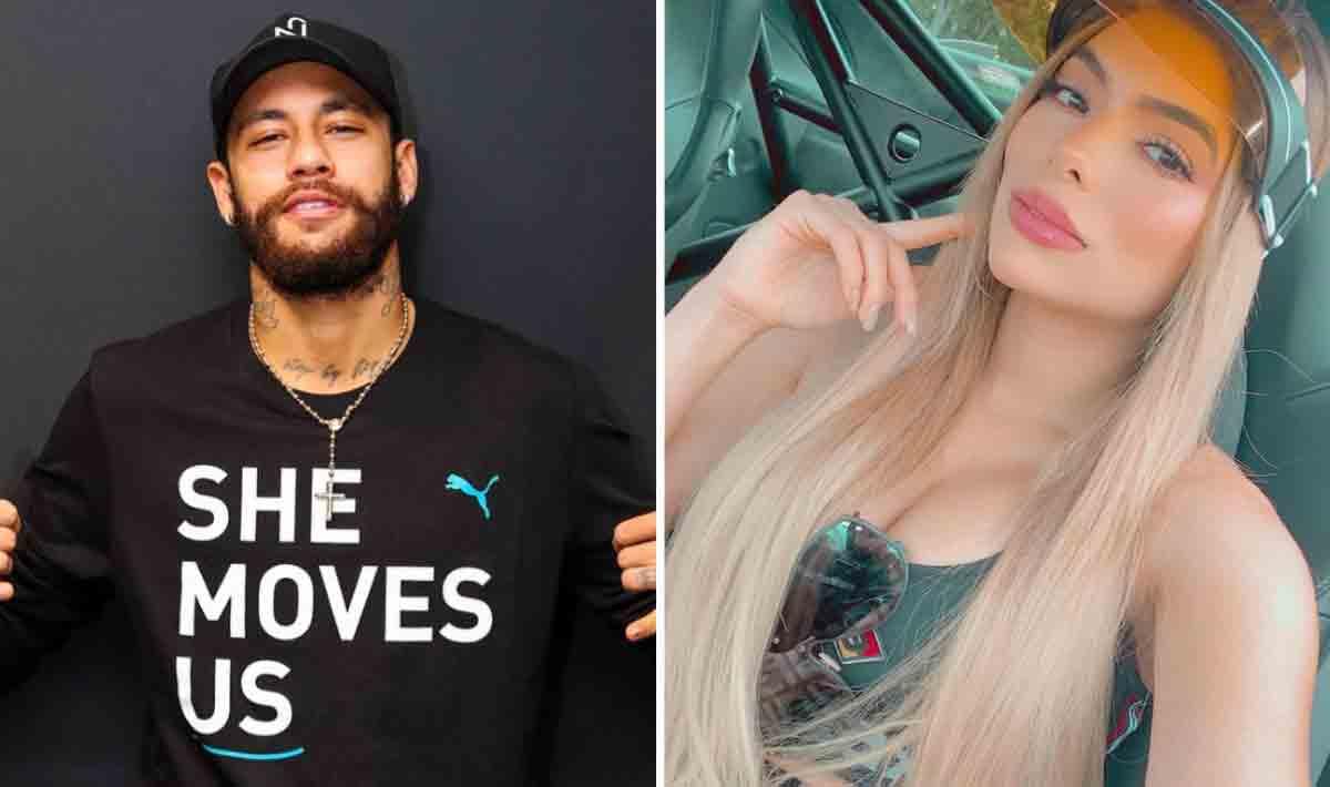 """Neymar se declara para cantora venezuelana: """"Quero para a vida toda"""" (Foto: Reprodução/Instagram)"""