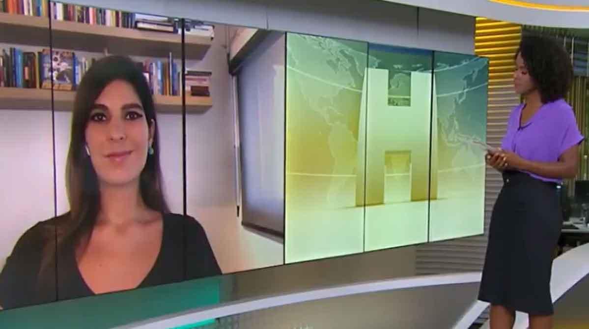 Apresentadora da Globo se afasta de programas para ter gêmeos. Foto: reprodução Instagram