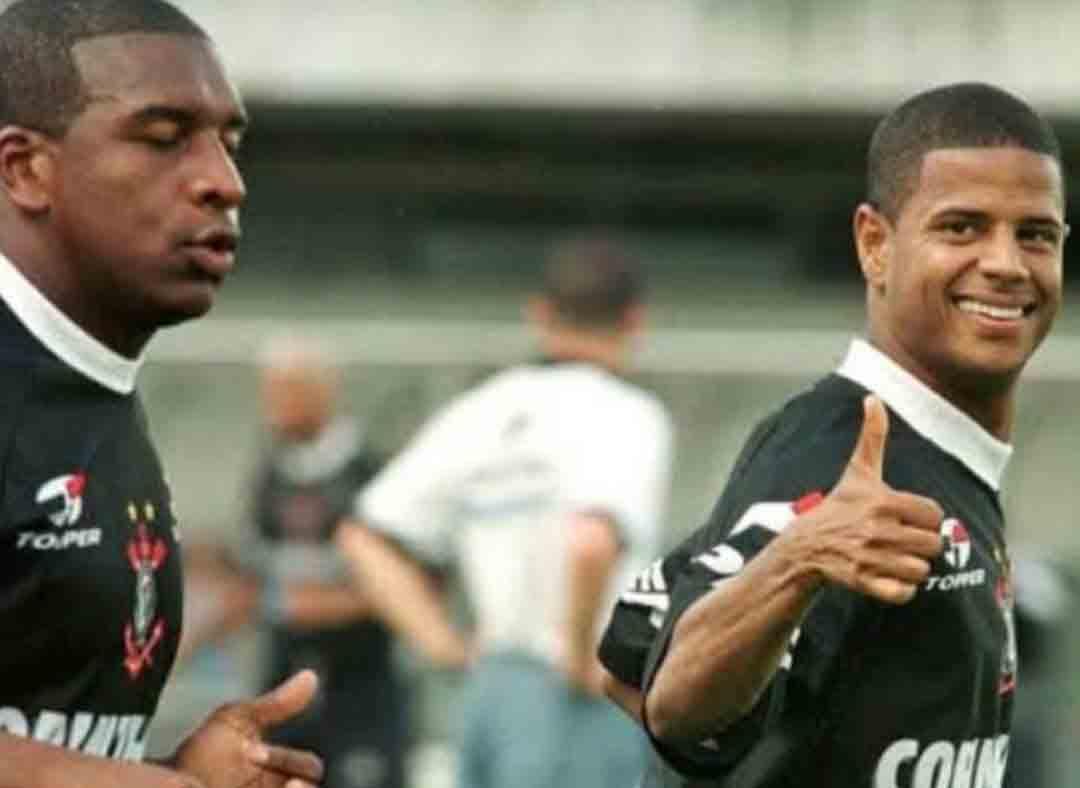 Campeão mundial pelo Corinthians, Gilmar Fubá morre aos 45 anos. Foto: reprodução Instagram