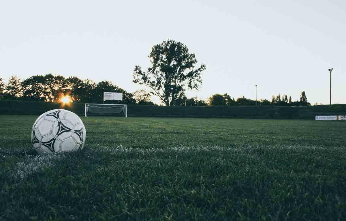 Futebol. Foto: pexel