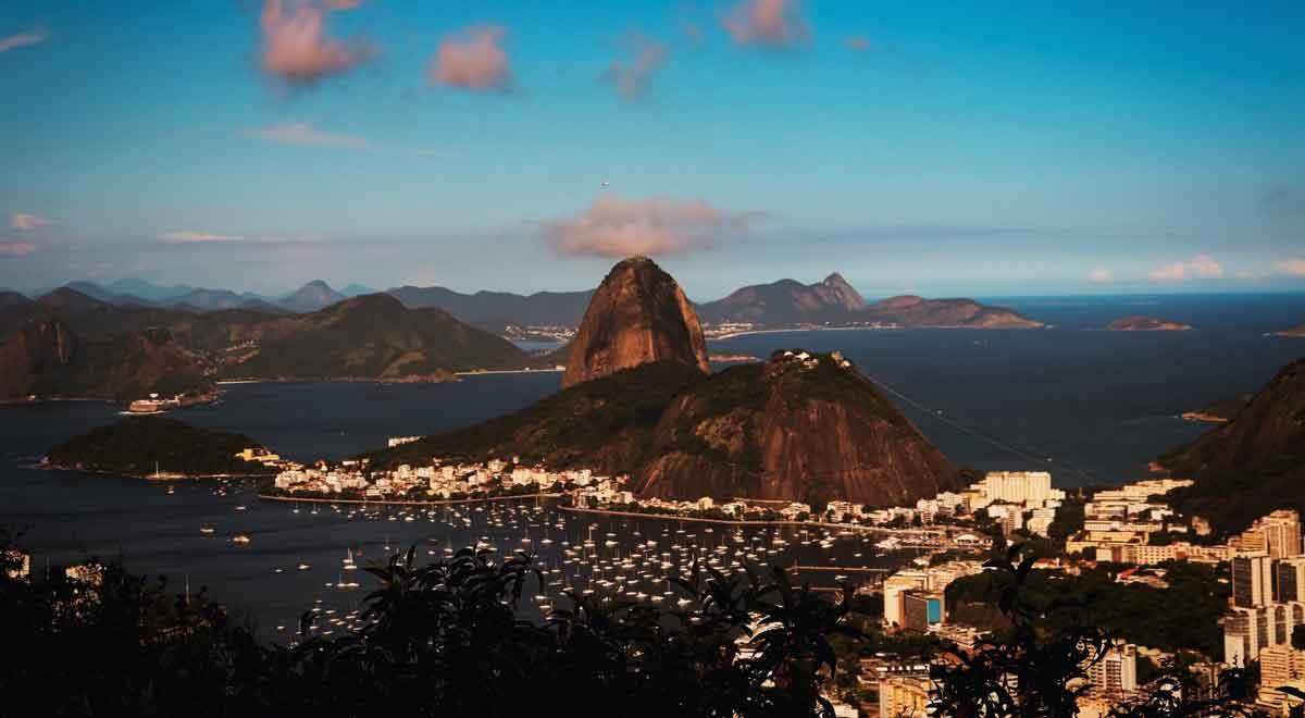 Rio de Janeiro. Foto: pexel