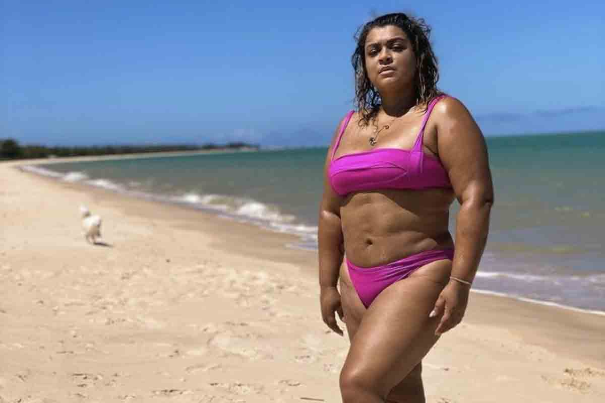 """Preta Gil fala sobre processo de aceitação: """"Hoje eu tenho uma satisfação imensa com meu corpo"""" (Foto: Reprodução/Instagram)"""