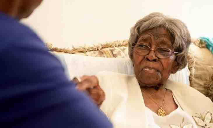 A americana mais velha, Hester Ford morre aos 115 anos. Foto: Reprodução