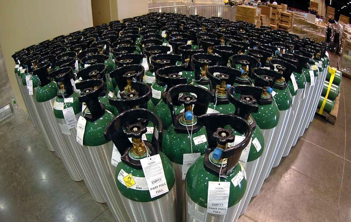 Explosão de tanque de oxigênio em hospital mata 82 pessoas. Foto: Pixabay