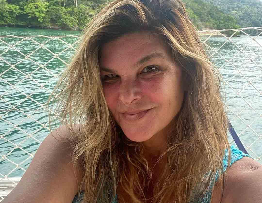 """Cristiana Oliveira conta que sofreu golpe de colega de trabalho: """"Fui muito ingênua"""" (Foto: Reprodução/Instagram)"""