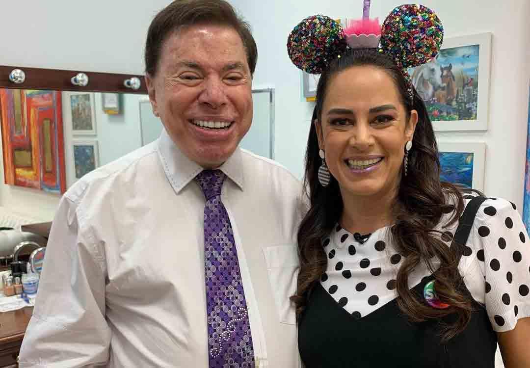 Com Covid-19, filha de Sivio Santos tem piora e precisa ser hospitalizada. Foto: Reprodução Instagram