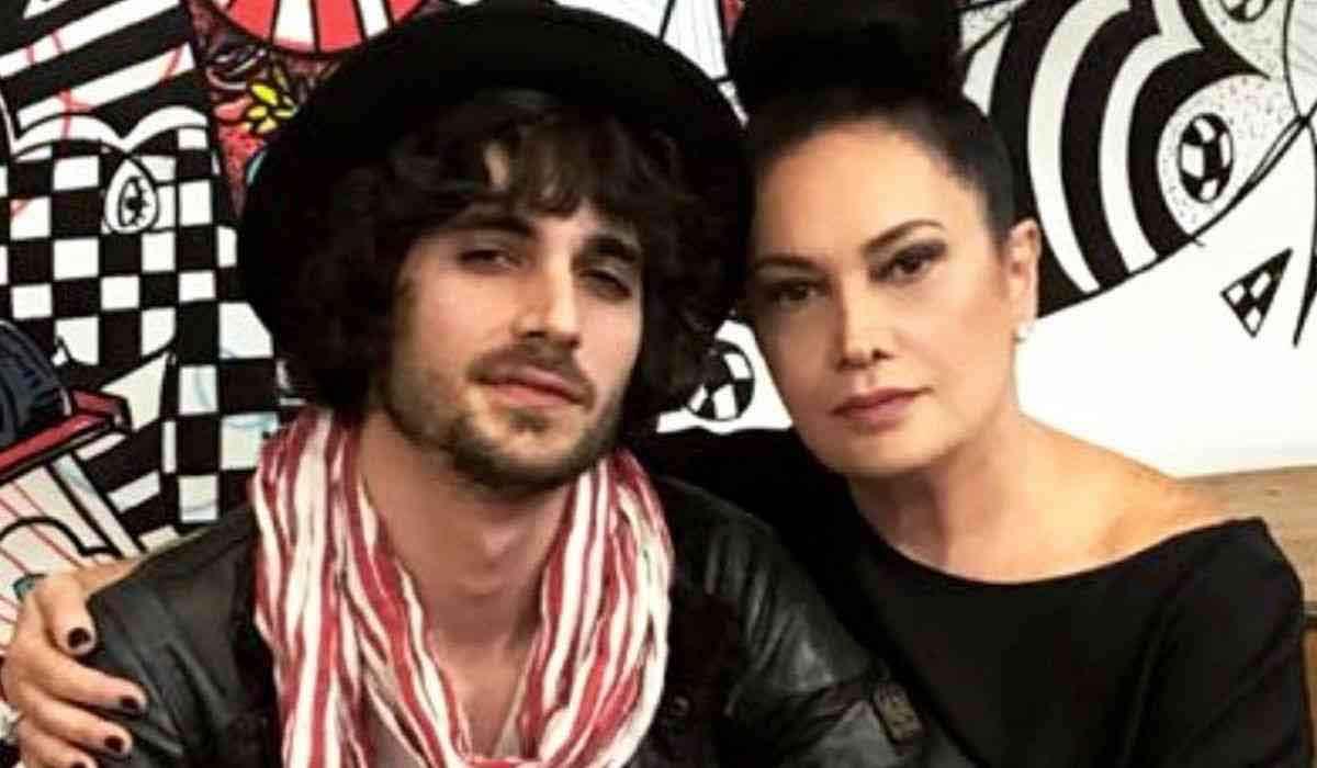 Mãe de Fiuk repudia ataques ao filho nas redes sociais: 'tenham respeito' (Foto: Reprodução/Instagram)