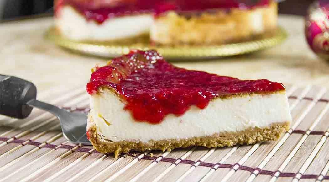 Receita de cheesecake simples e fácil. Foto: Pixabay