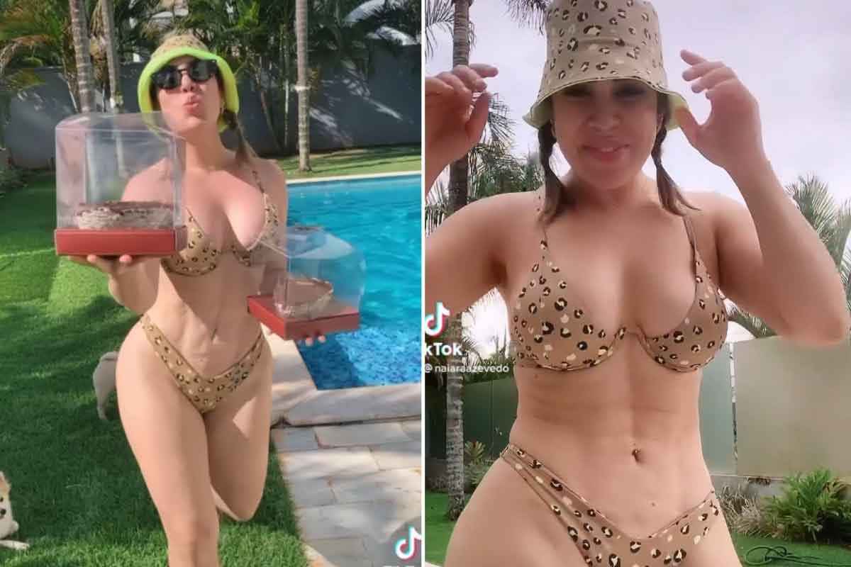 """Naiara Azevedo rebate críticas sobre fibrose na barriga: """"Está longe de ser um incômodo"""" (Foto: Reprodução/Instagram)"""