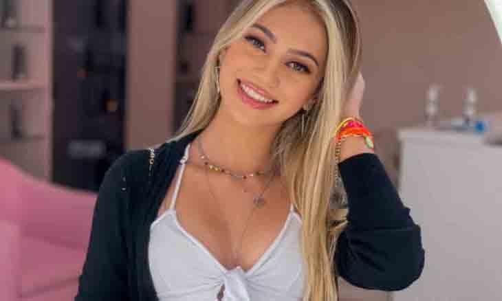 Mila Florêncio, sucesso nas redes sociais com apenas 15 anos. Foto: Divulgação