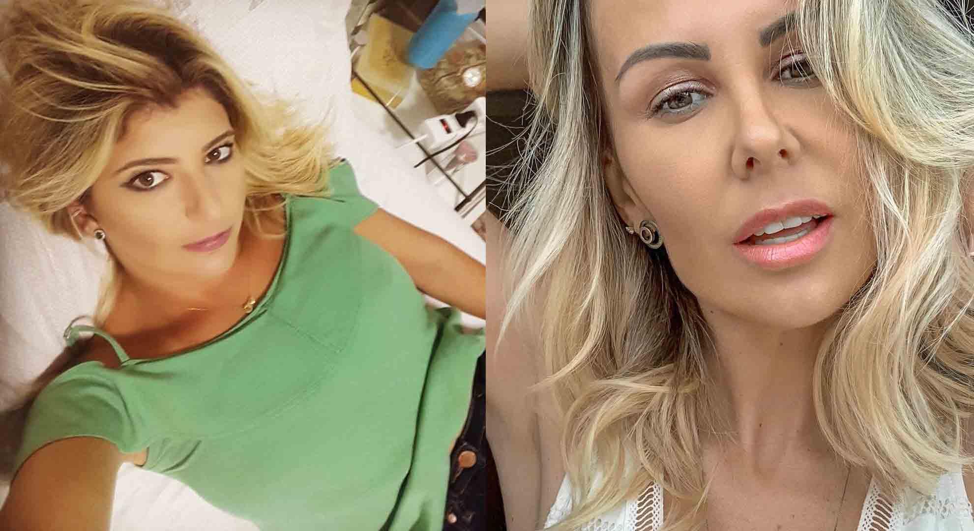 """Ex-mulher de Pastor Lucas revela """"Ele me traiu com a Tati Moreto. Eu tenho provas"""". Foto: Reprodução Instagram"""