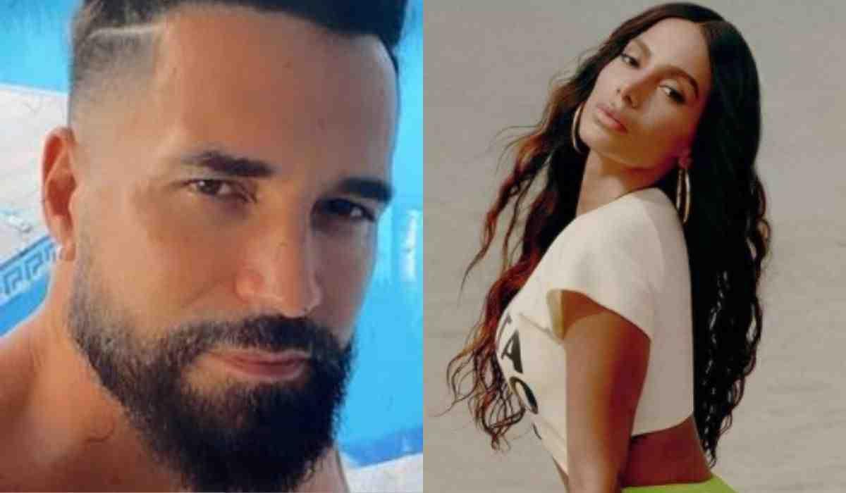Latino revela que chorou após briga com Anitta: 'fui humilhado' (Foto: Reprodução/Instagram)