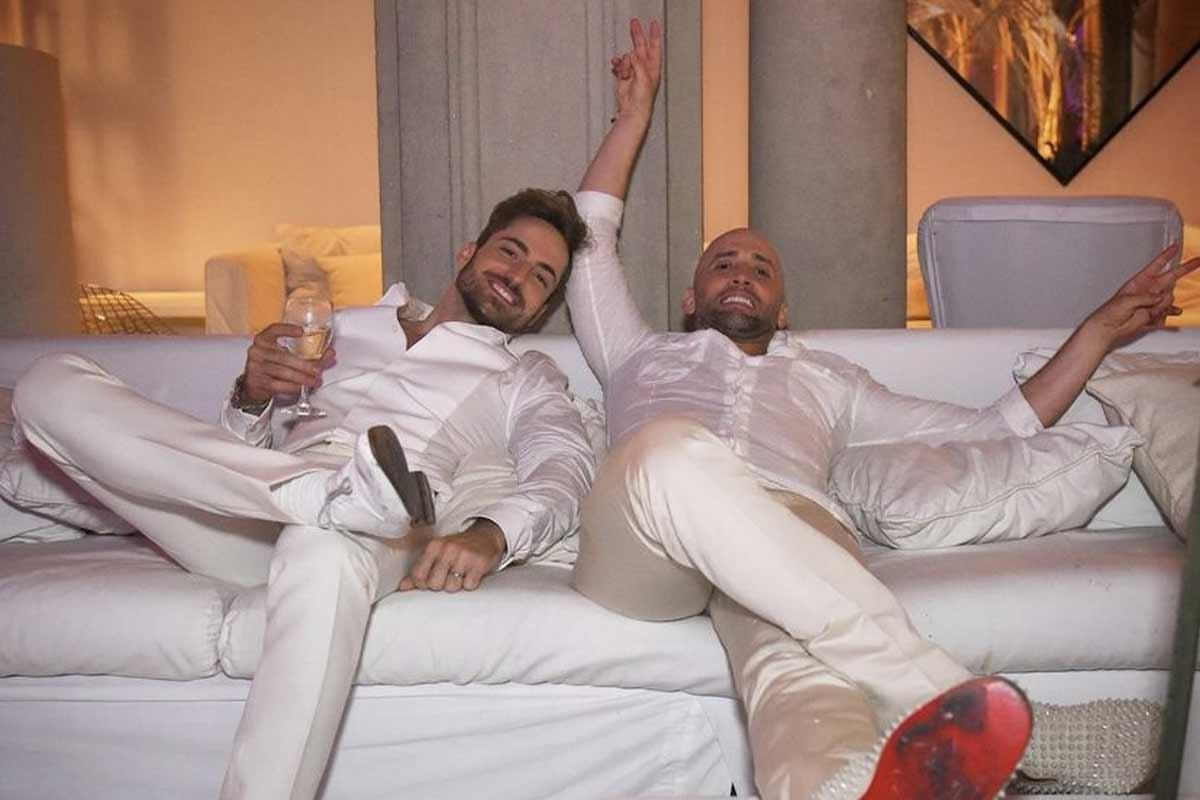 """Marido de Paulo Gustavo faz declaração: """"Cada vez mais apaixonado"""" (Foto: Reprodução/Instagram)"""