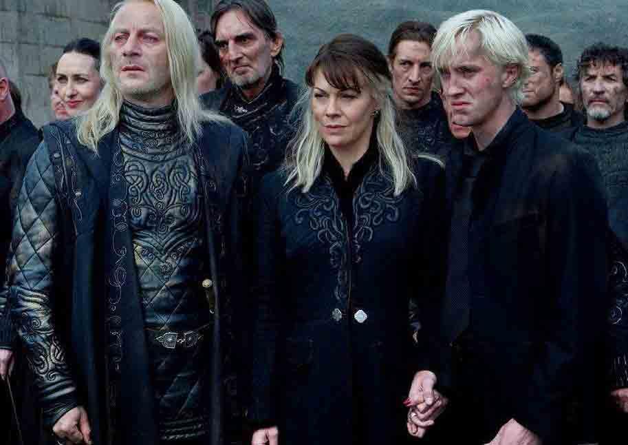 Tom Felton, o Draco Malfoy de Harry Potter, presta uma homenagem emocionante à mãe na tela Helen McCrory. Foto: Reprodução Instagram