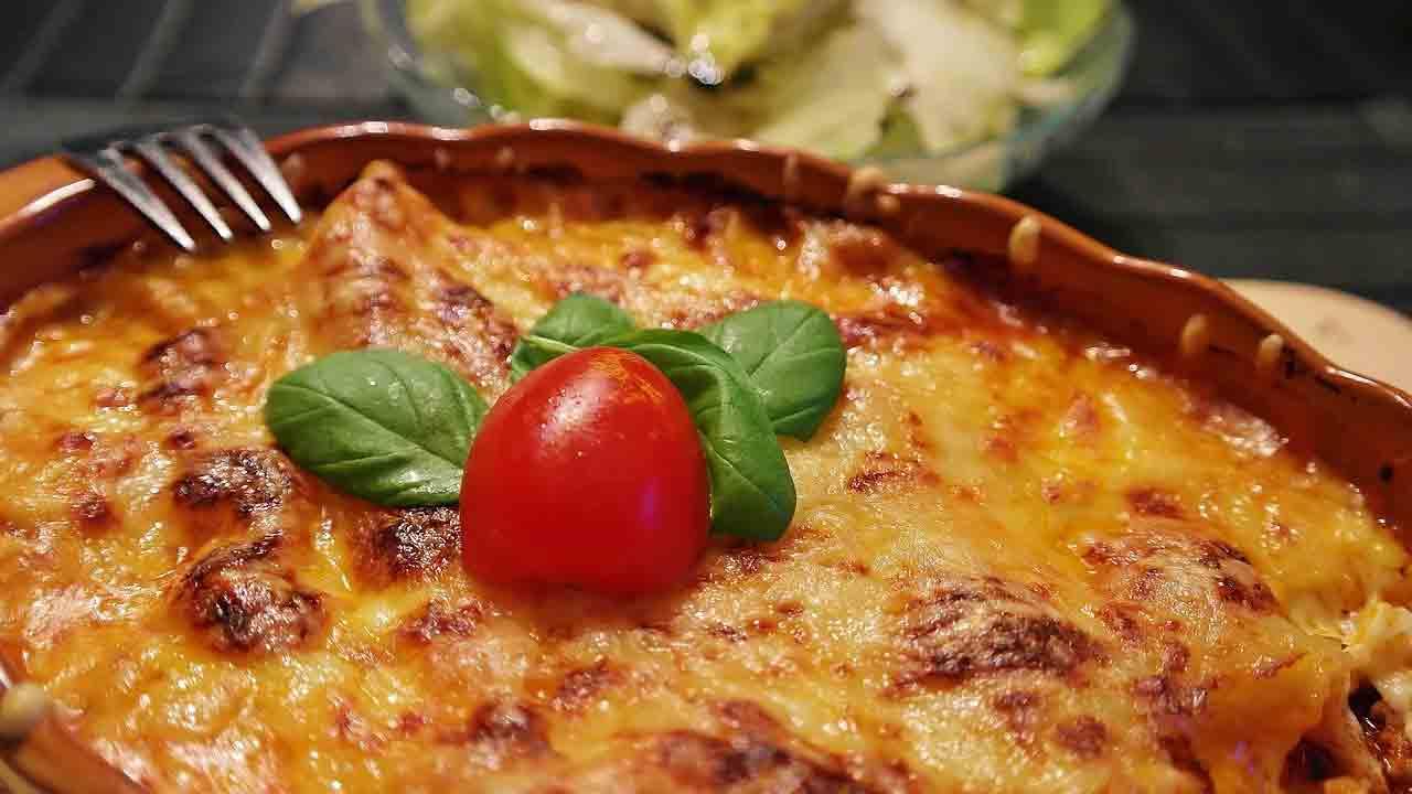 Receita fácil de lasanha integral de brócolis. Foto: Pixabay