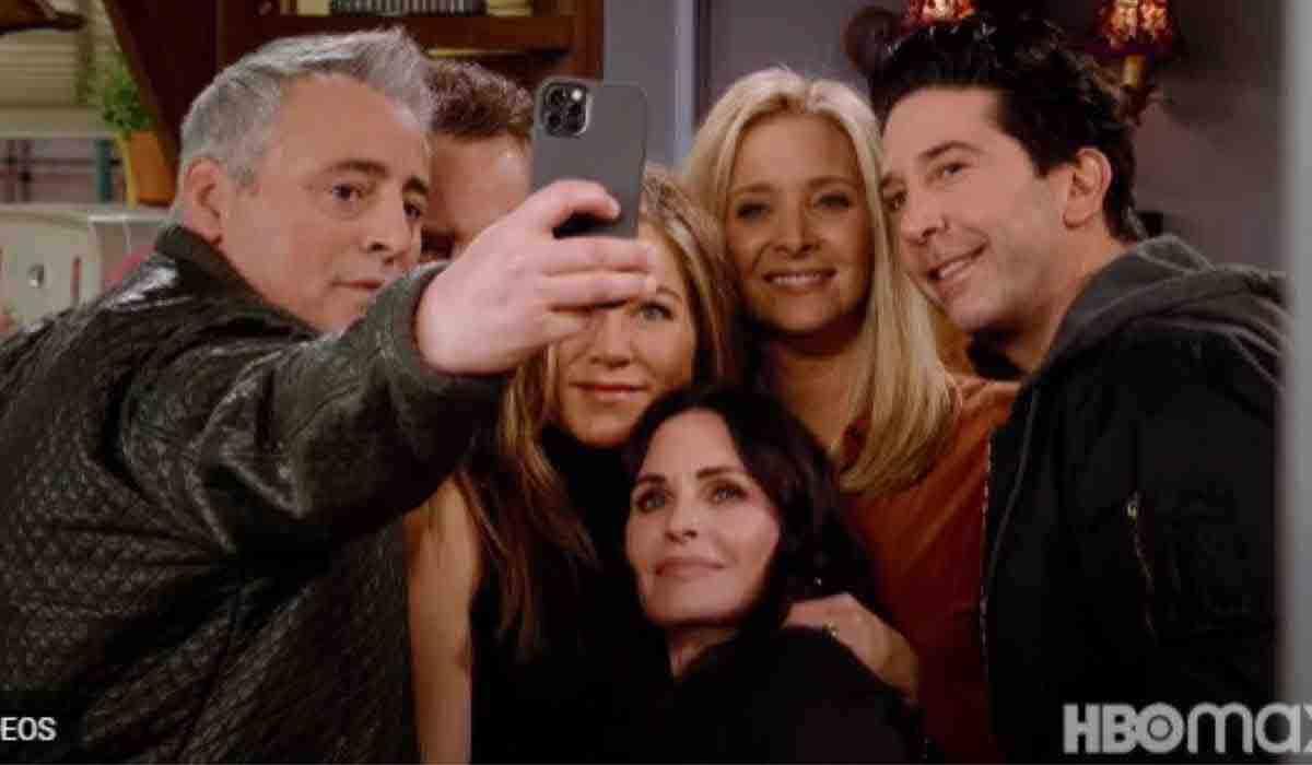 Especial da série 'Friends' ganha trailer oficial completo com todo o elenco (Foto: Reprodução/YouTube)