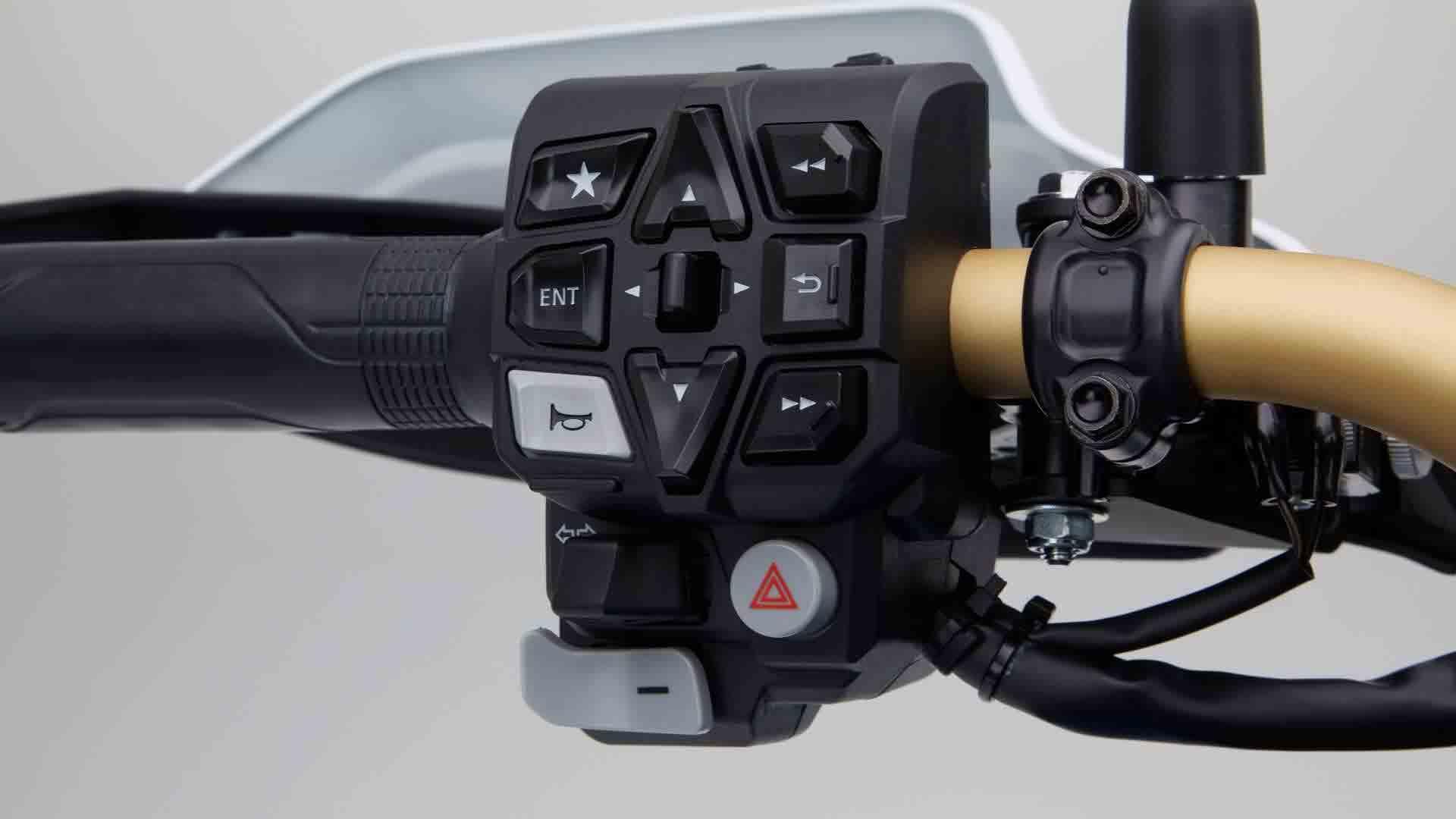 Honda apresenta a nova CRF 1100L Africa Twin por R$ 70.490. Foto: Divulgação