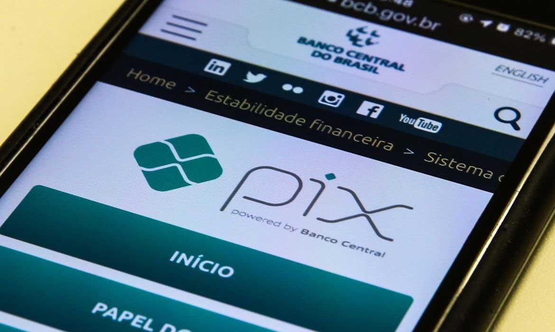 Pix. Foto: © Marcello Casal JrAgência Brasil