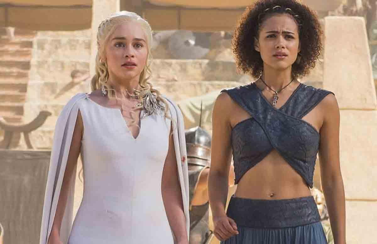 Atriz de 'GoT' critica pressão para fazer cenas de nudez após a série (Foto: Reprodução/Instagram/HBO)