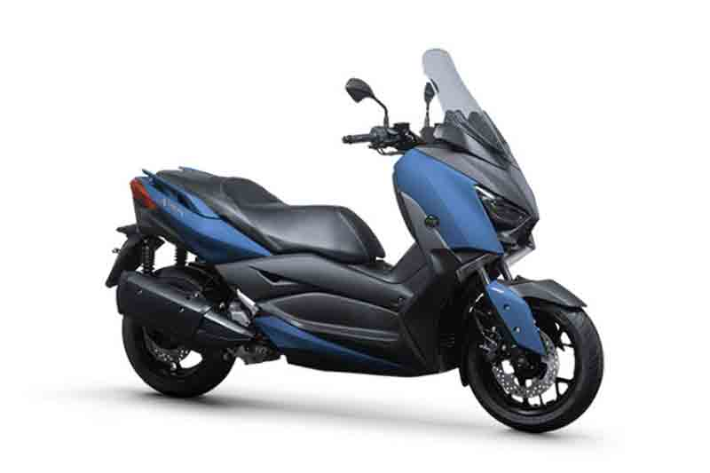 Yamaha XMAX 250 ficou na lanterna entre as 20 motos mais vendidas. Foto: Divulgação